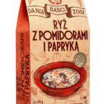 Ryż z Pomidorami i Papryką - SyS Dania Babci Zosi