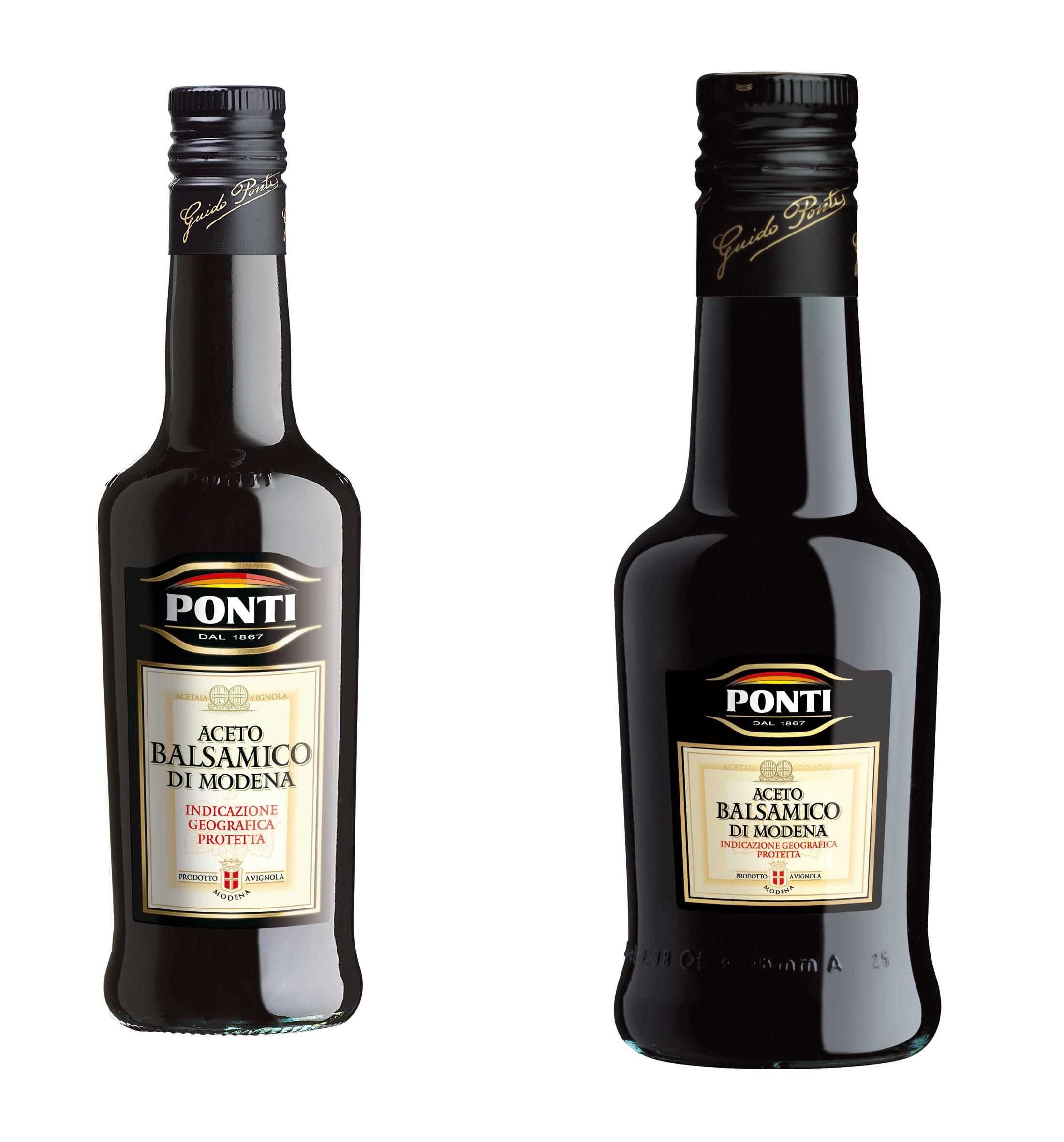 Ocet balsamiczny z Modeny Ponti 250ml / 500ml