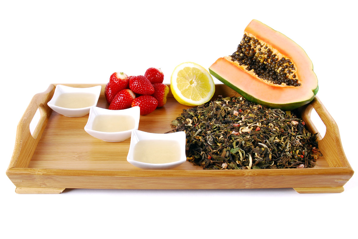 White Ice Tea Czas na Herbate