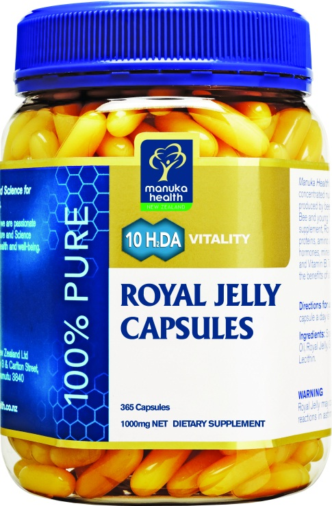 Royall Jelly Capsules