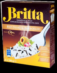 Ryż dziki & parboiled marki Britta