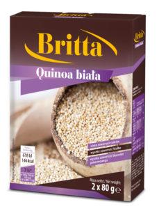 Quinoa biała (Britta )160g