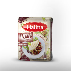Fasola czerwona (Halina)