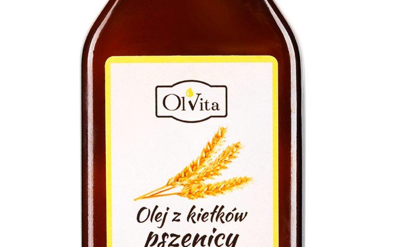 Olej z kiełków pszenicy zimno tłoczony, nieoczyszczony, nierafinowany Ol'Vita